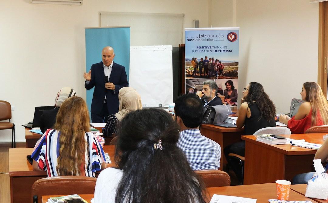 بيت عامل لحقوق الإنسان يستضيف الدورة الثامنة للمدرسة الصيفية في القانون والنزاعات المسلحة