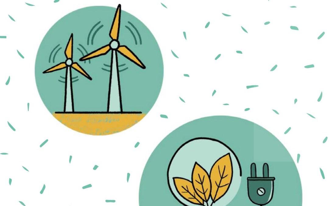 الكهرباء والطاقة المتجددة