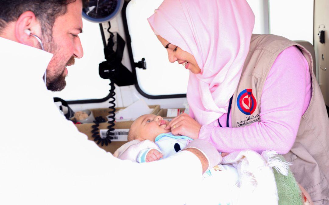 انجازات القطاع الصحي في عامل للعام 2019