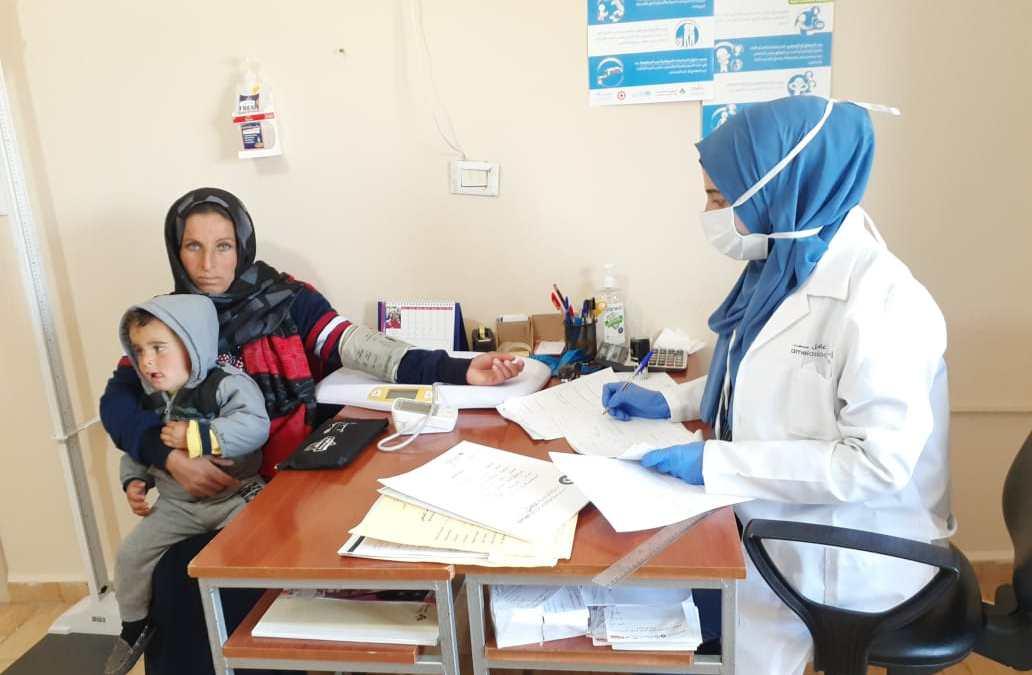 مؤسسة عامل في بلدة العين: مساحة أمان للناس ومدماك للصحة والتنمية