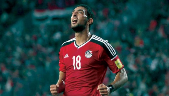 Officially ... Ahmed Hassan Kouka is excluded from the Egyptian national team - Sport 360