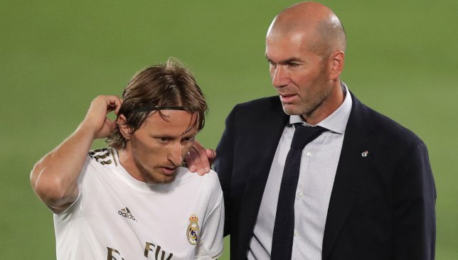 Modric breaks his record with Real Madrid