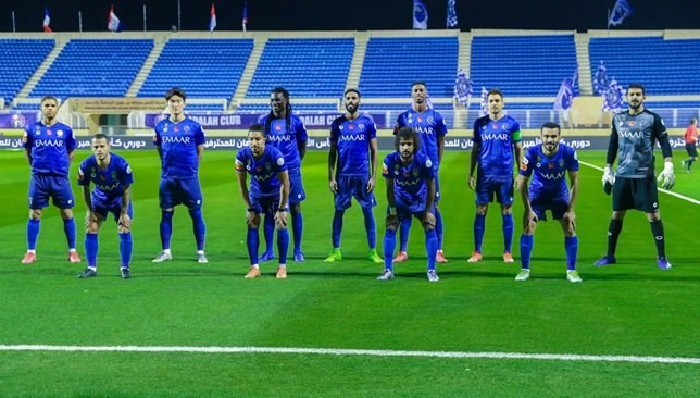 The date of the upcoming Saudi Al Hilal match against Al-Shabab in the Saudi League