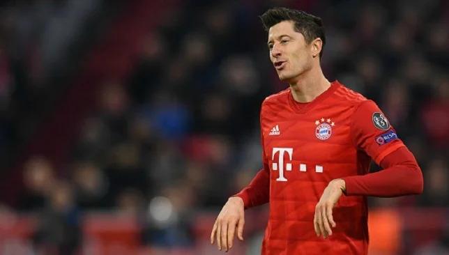 Robert Lewandowski - Bayern Munich - German League
