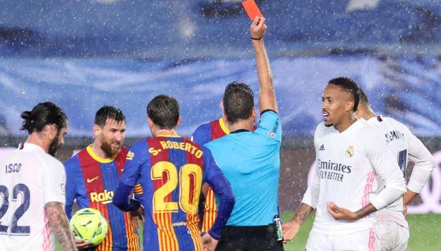 Real Madrid and Barcelona - Spanish League