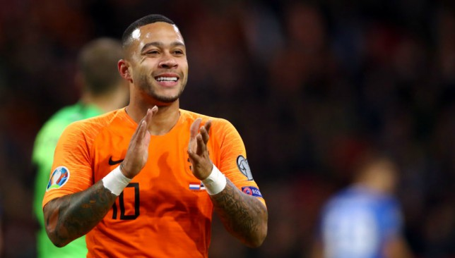 Barcelona News: An important update on Depay's transfer to Barcelona - Sport 360