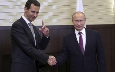 بوتين استطاع التوصل الى قبول عقد قمة مصرية سورية
