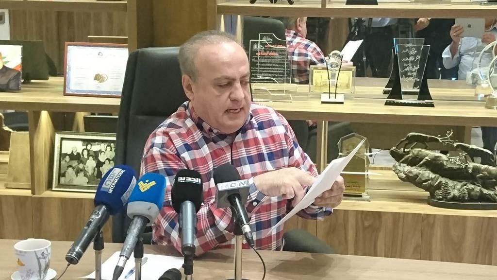 وهاب يناشد الرئيس عون التدخل ويحمّل الحريري وارسلان مسؤولية هدر أموال المهجرين