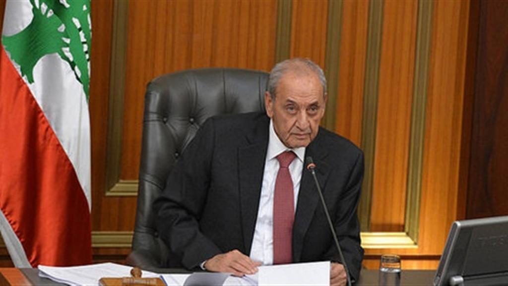 فوز بري برئاسة مجلس النواب والفرزلي نائبه