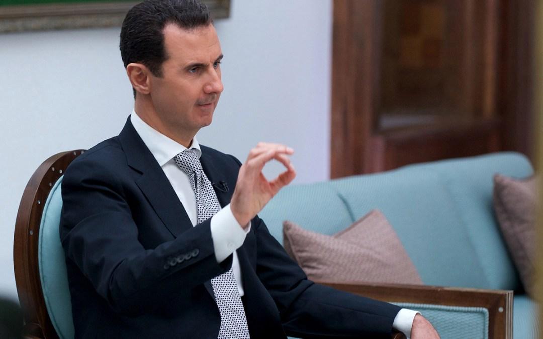 الأسد: الدعم الروسي جنّب سوريا هجوما أمريكيا شاملا