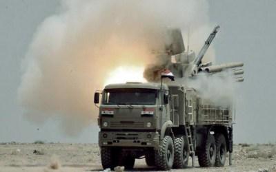 الصواريخ السورية تردع العدو الصهيوني – محمود صالح – خاص الموقع