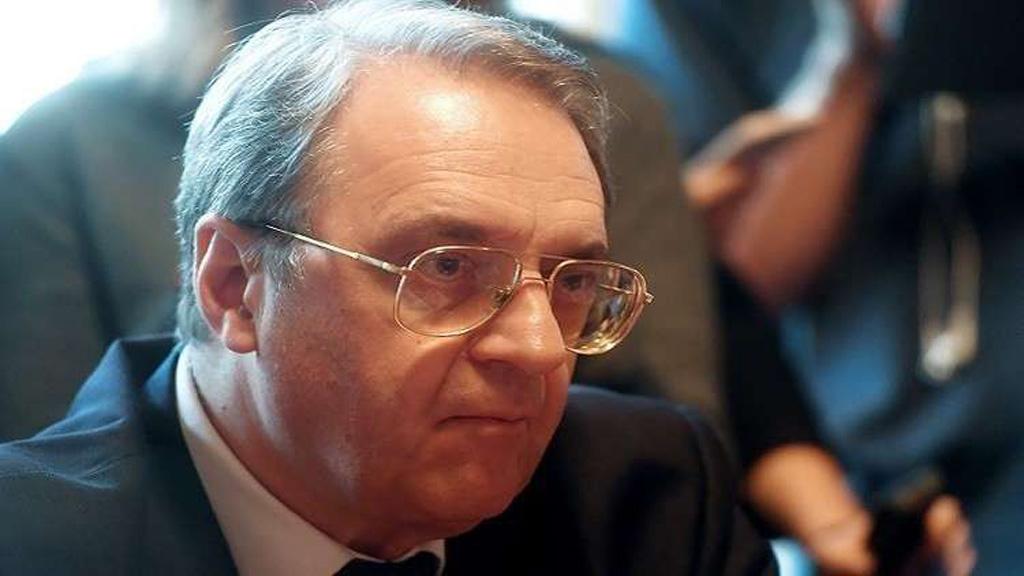 بوغدانوف يبحث مع هيئة التفاوض سبل التسوية السورية
