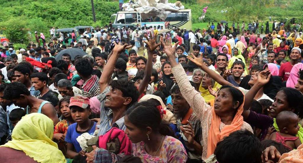 مجلس الأمن يدعو بورما إلى مضاعفة جهودها تسهيلا لعودة الروهينغا