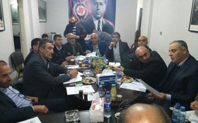 الاحزاب والقوى الوطنية بقاعا دانت قرار يهودية الدولة:للتوحد خلف مشروع وطني فلسطيني مقاوم