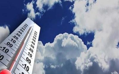 الطقس غدا الجمعة قليل الغيوم الى غائم جزئيا دون تعديل في الحرارة