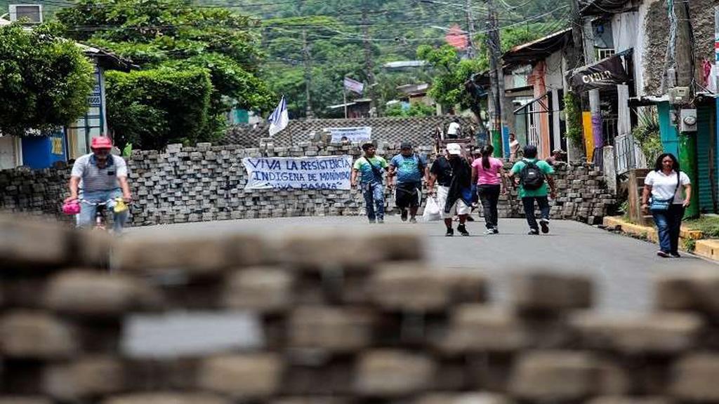 واشنطن نصحت بدبلوماسيها مغادرة نيكاراغوا