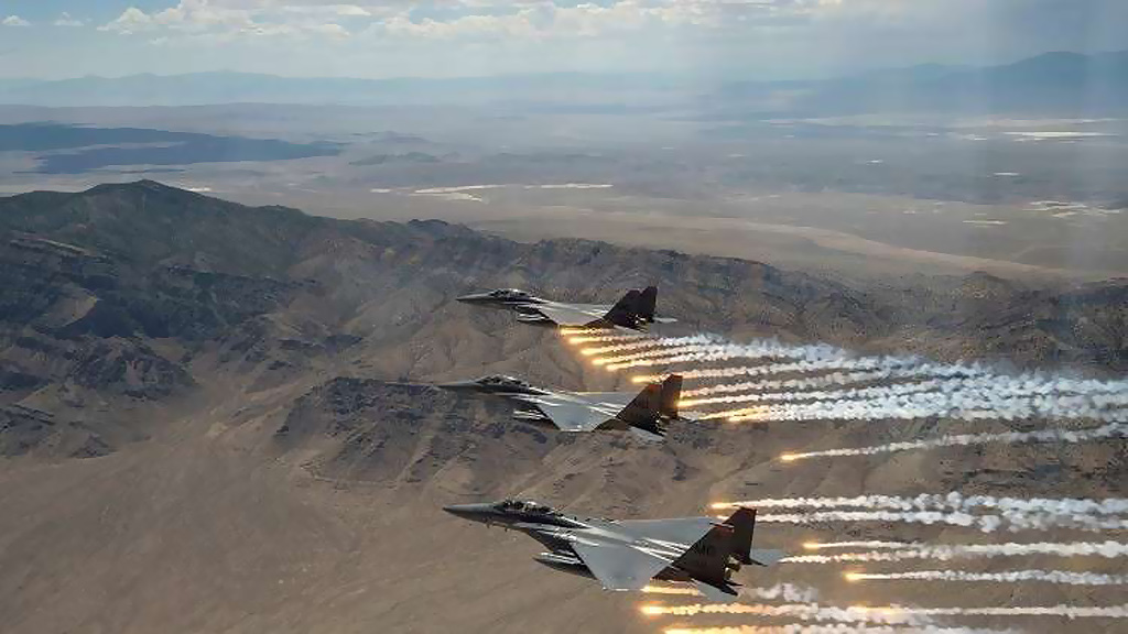 مجزرة جديدة للتحالف الدولي في دير الزور والحصيلة 30 قتيلا