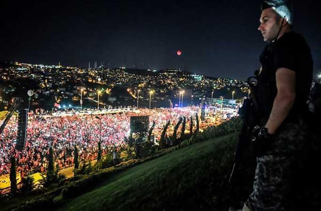 رفع حال الطوارئ في تركيا بعد سنتين من الانقلاب الفاشل