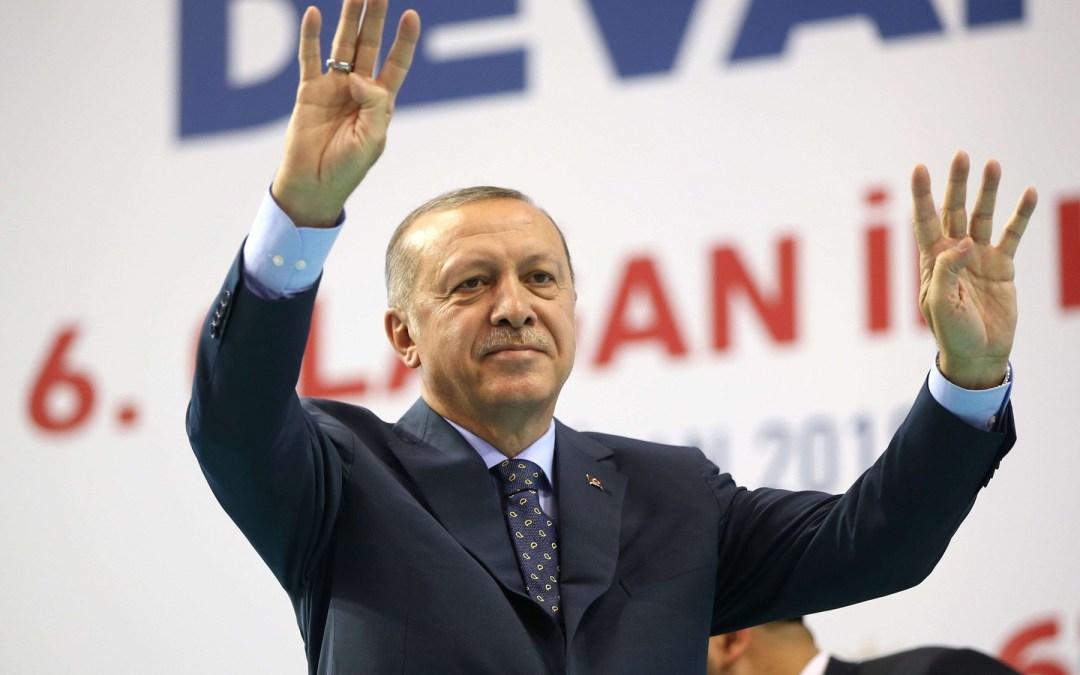 أردوغان: تركيا لن تنفذ مطالب غير قانونية بشأن قضية القس الأمريكي