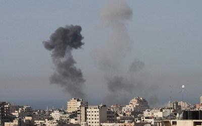 مقتل عنصرين في كتائب القسام في غارة إسرائيلية على شمال قطاع غزة