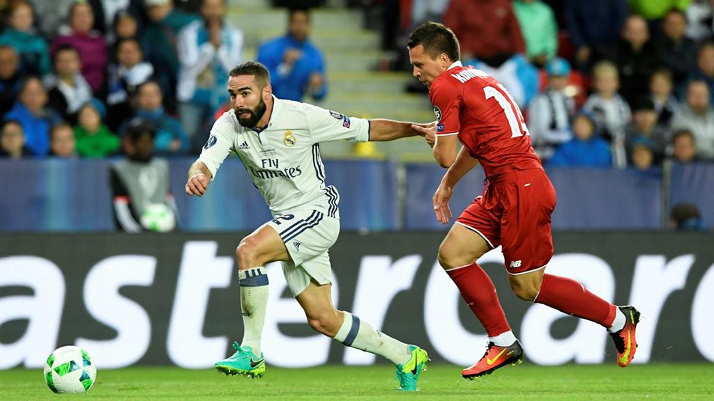 """إشبيلية يذل ريال مدريد ويحرمه من صدارة """"الليغا""""!"""