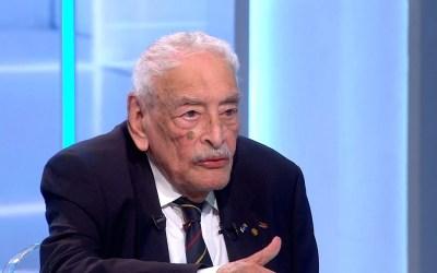 الفنان المصري جميل راتب الى مثواه الأخير عن عمر يناهز 92 عاما