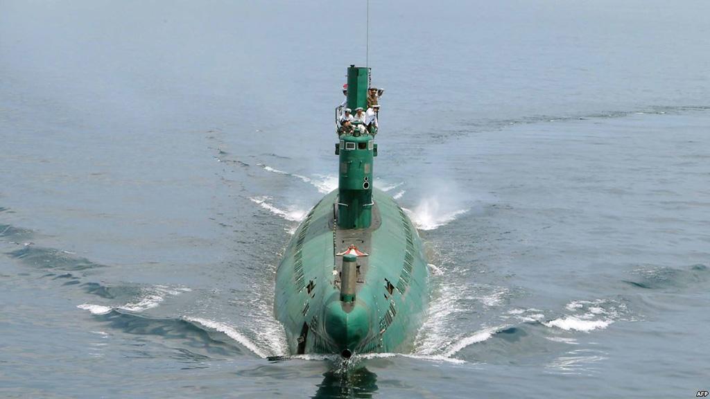 كوريا الجنوبية أطلقت أول غواصة مزودة بصواريخ
