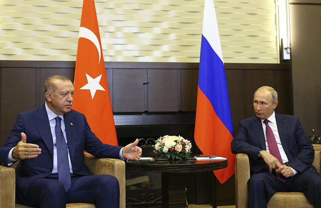 أردوغان في موسكو اليوم بزيارة عمل قصيرة