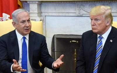 نتنياهو: ترامب موافق على دولة فلسطينية تحت سيطرة أمنية إسرائيلية