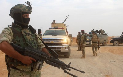 الجيش العراقي يعلن إحباط هجوم انتحاري يستهدف بغداد