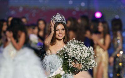مايا رعيدي.. ملكة جمال لبنان للعام 2018