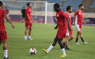 كأس آسيا: لبنان يتحضر لكوريا الشمالية في الشارقة