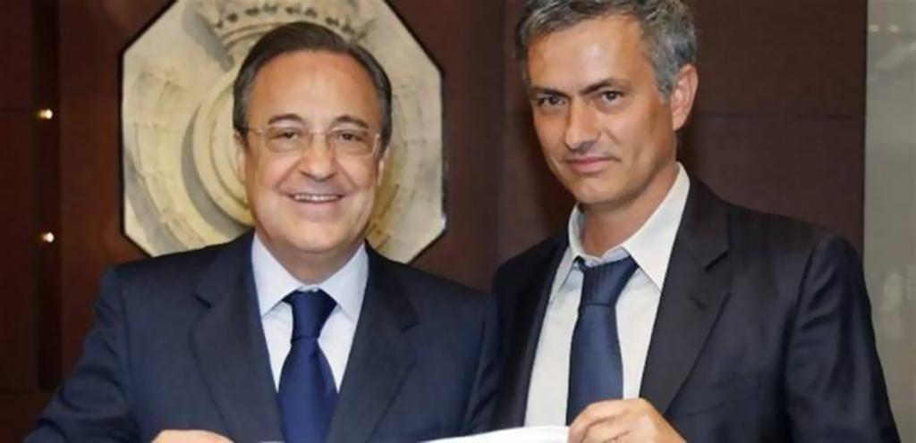مفاجأة الموسم.. مورينيو إلى ريال مدريد؟!