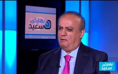 """وهاب لقناة الـ """"إل.بي.سي.آي"""": الجيش السوري مرّغ أنف أردوغان بالأرض ولبيع الكهرباء بليرة لبنانية واحدة ولأكثر من شخص"""