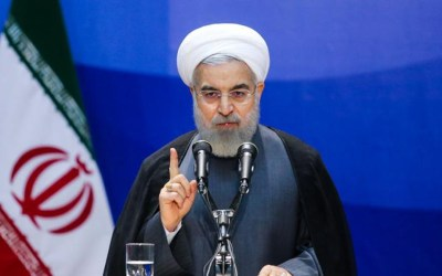 روحاني: الحرب مع إيران ستكون أمّ الحروب!