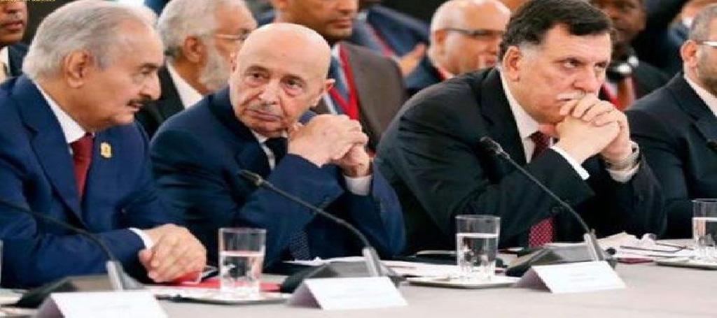 مؤتمر حول ليبيا في باليرمو وشكوك حول مشاركة حفتر