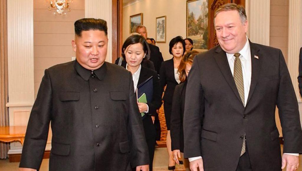 بومبيو أرجأ محادثاته المقررة هذا الأسبوع مع مسؤول كوري شمالي كبير