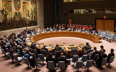 مجلس الامن يعقد اجتماعا افتراضيا حول النزاع الإسرائيلي الفلسطيني الاحد