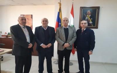 حزب التوحيد العربي يستنكر ما يتعرض له المجتمع الفنزويلي من هجمة أميركية شرسة