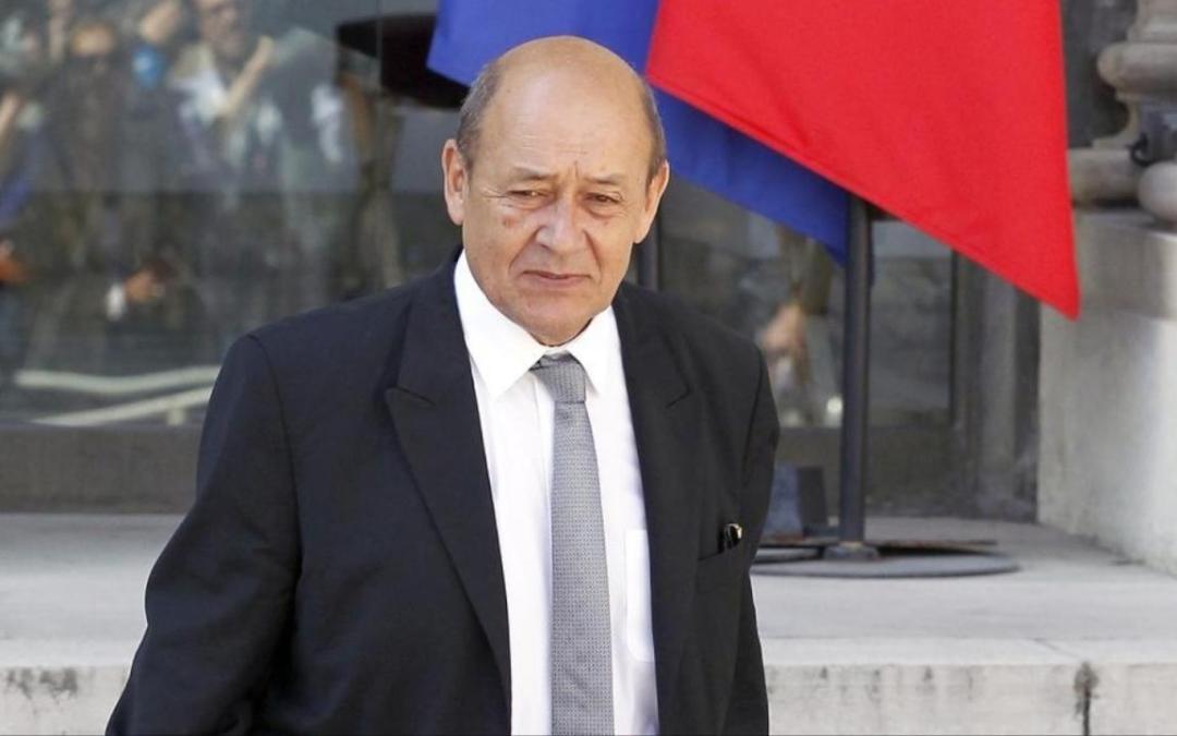 لودريان : لا مانع لفرنسا من ترشح الأسد