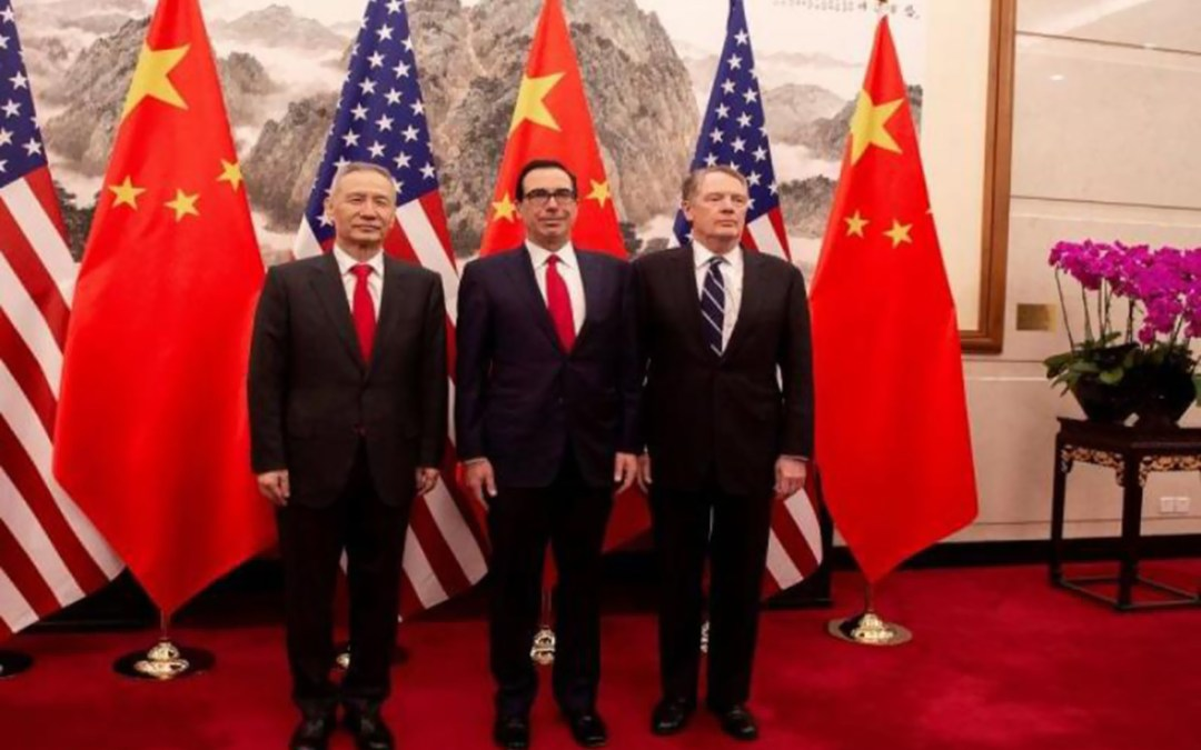 وأخيرا.. بكين متفائلة بتسوية خلافاتها التجارية مع واشنطن