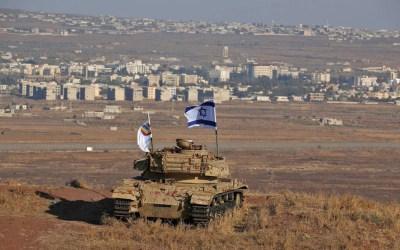 """قوات الاحتلال  ترفع درجة الاستنفار: مزارع شبعا وجبل الشيخ """"عسكرية مغلقة"""""""