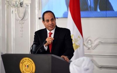 السيسي: الأطماع في مصر لم تنته وخطورة التهديدات التي تتعرض لها لم تقل