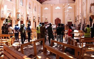 """تفجيرات سريلانكا """"رد انتقامي"""" على مجزرة نيوزيلاندا!"""