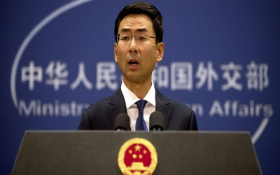 الصين طالبت مجلس النواب الأميركي بالكف عن التدخل في هونغ كونغ