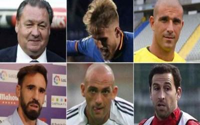 فضيحة تهزّ إسبانيا.. اعتقال عدد من لاعبي الدوري!