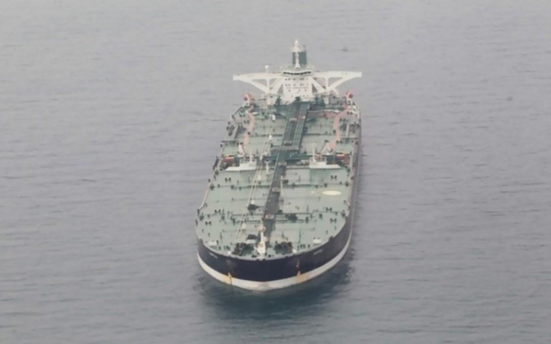 الصين تستلم أول شحنة نفط خام إيرانية منذ انتهاء الإعفاءات الأمريكية!