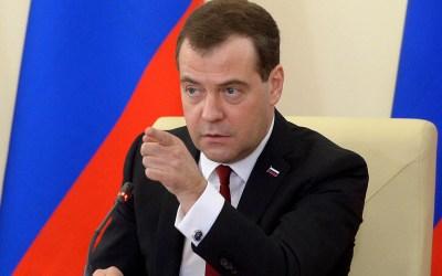 ميدفيديف قد يبحث الأزمة الأوكرانية خلال أعمال دورة منظمة العمل الدولية في جنيف