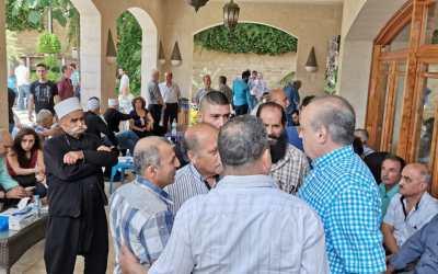 """وهاب لجنبلاط من الجاهلية: كان من الأولى ضب """"الزعران"""" من الشارع بدل صب الزيت على النار"""