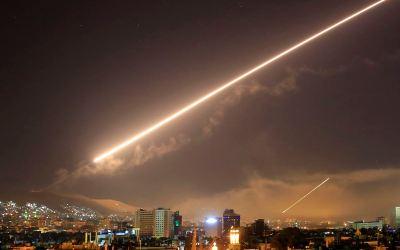 سوريا… هجوم إسرائيلي على نقطة رصد عسكرية بريف درعا